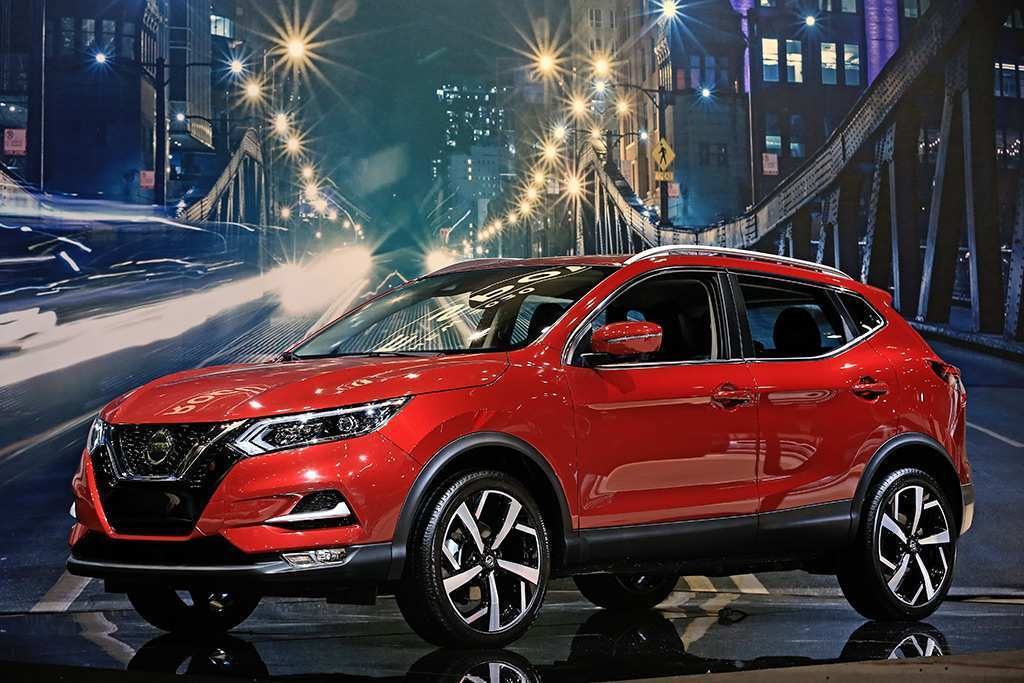 12 A 2020 Nissan Rogue Release