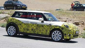 12 A 2020 Spy Shots Mini Countryman Ratings