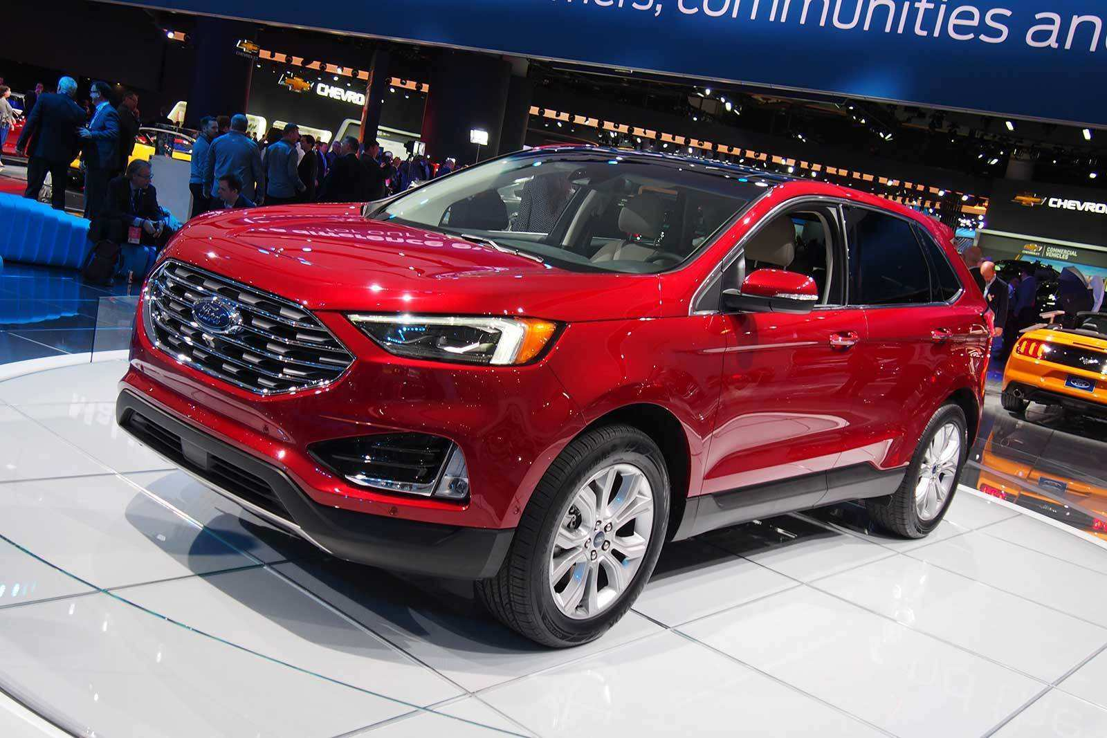 12 A Ford Edge New Design Prices