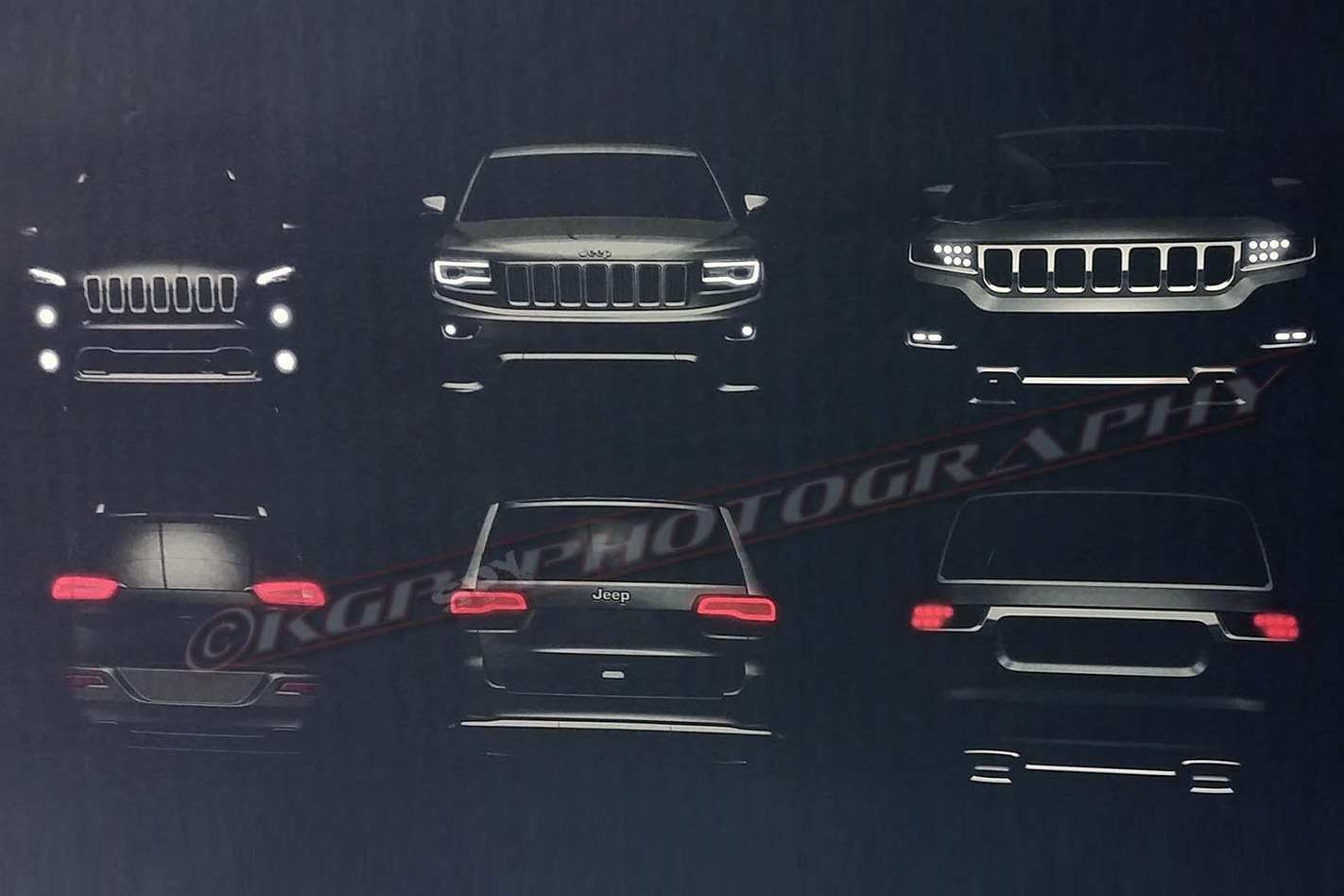 12 A Jeep Models 2020 Interior