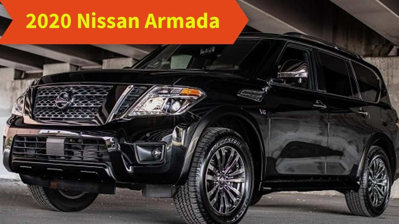 12 A Nissan Armada 2020 Images