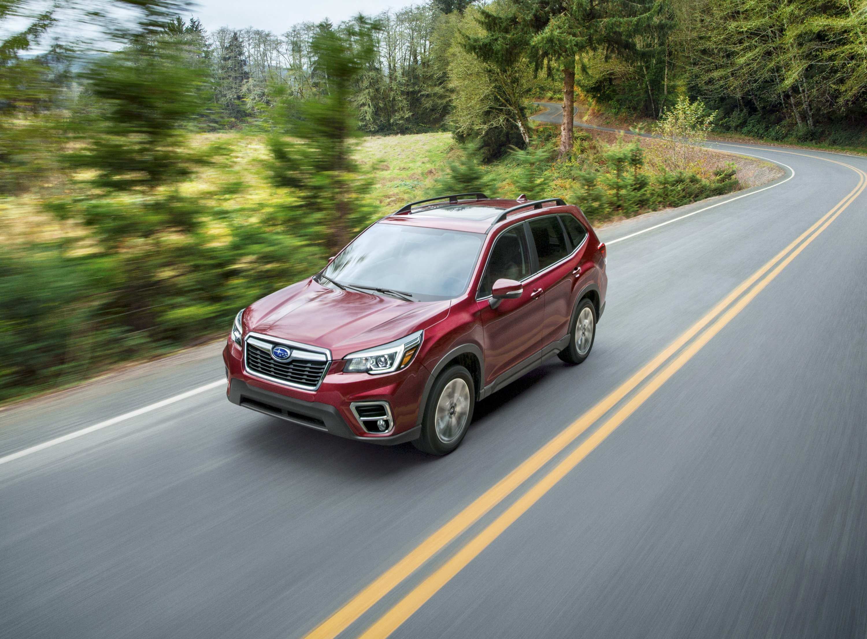 12 A Subaru Forester 2019 Ground Clearance Price