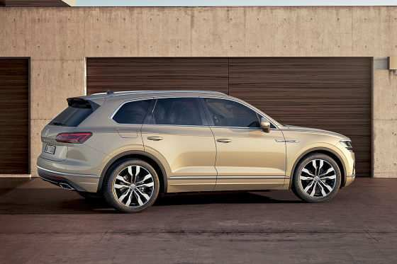 12 A Touareg Vw 2019 Price Design And Review