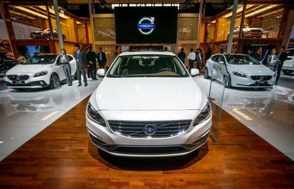 12 A Volvo All Electric Cars By 2019 Price
