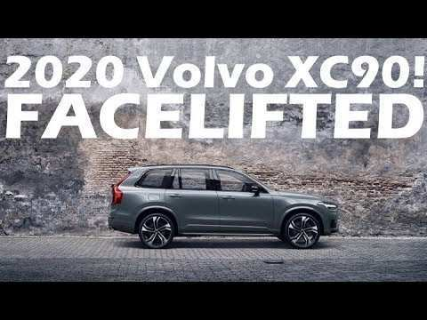 12 A Volvo Xc90 2020 Youtube First Drive