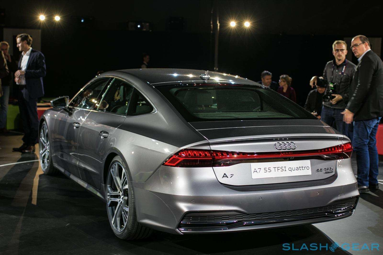 12 All New 2019 Audi A7 Colors Release Date