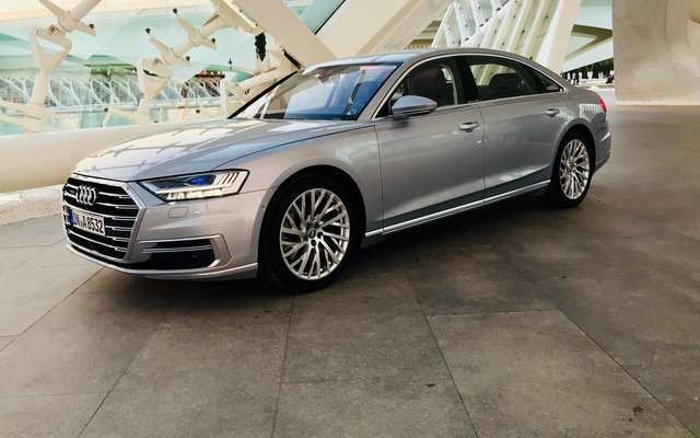 12 All New 2019 Audi A8 Interior