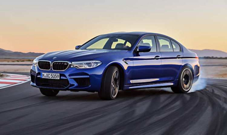 12 All New 2019 BMW M5 Get New Engine System First Drive