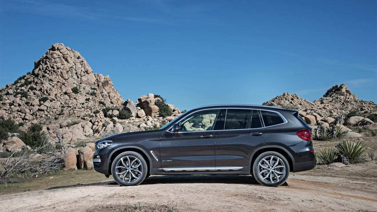12 All New 2019 BMW X3 Hybrid Rumors