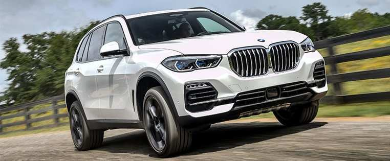 12 All New 2019 BMW X5 Speed Test