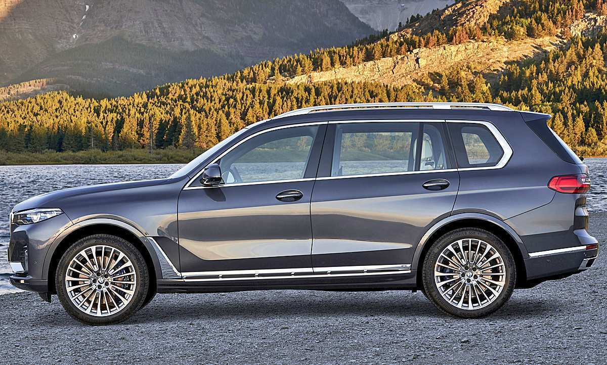 12 All New 2019 BMW X7 Suv Series Redesign And Review