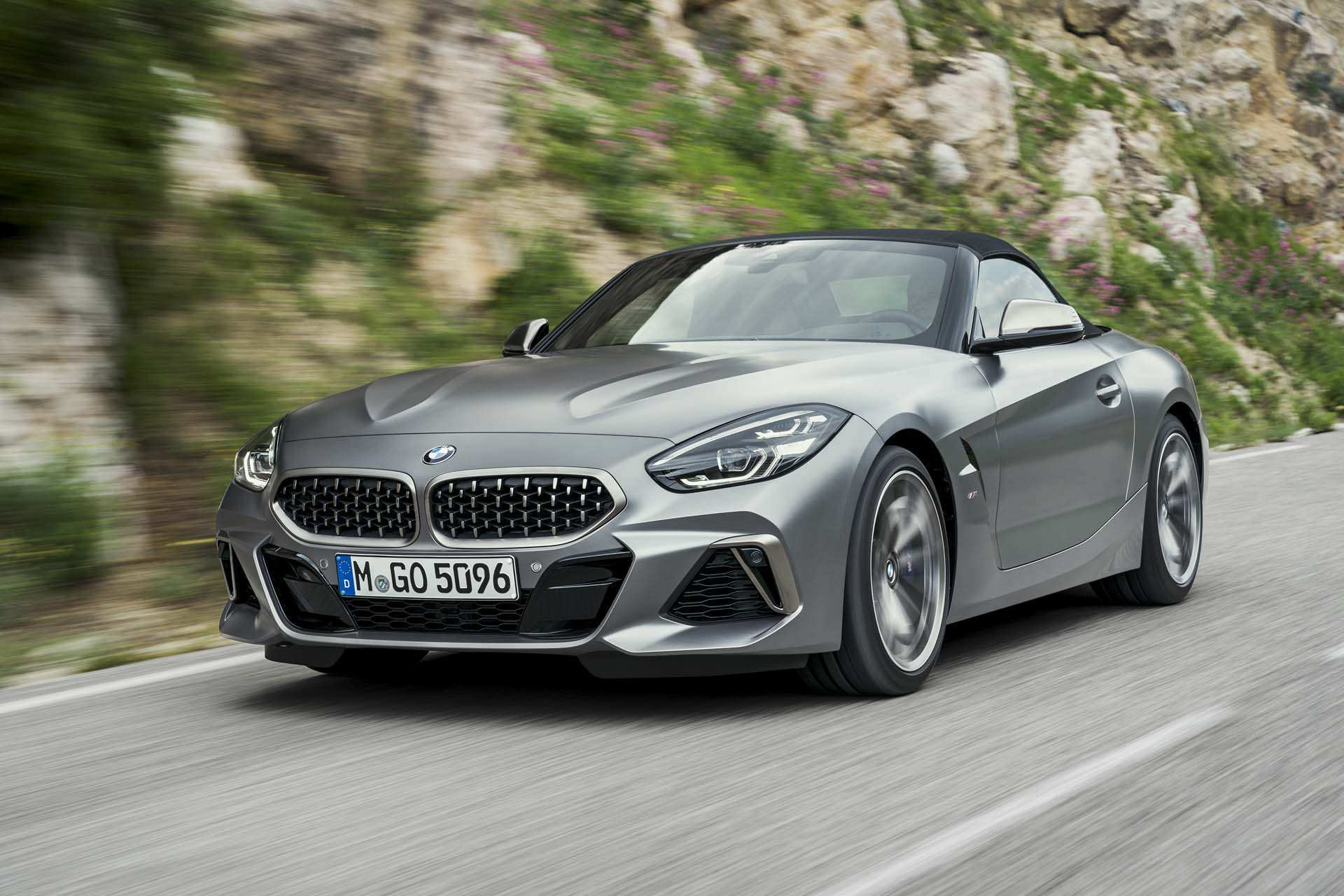 12 All New 2019 BMW Z4 M Roadster Release Date And Concept