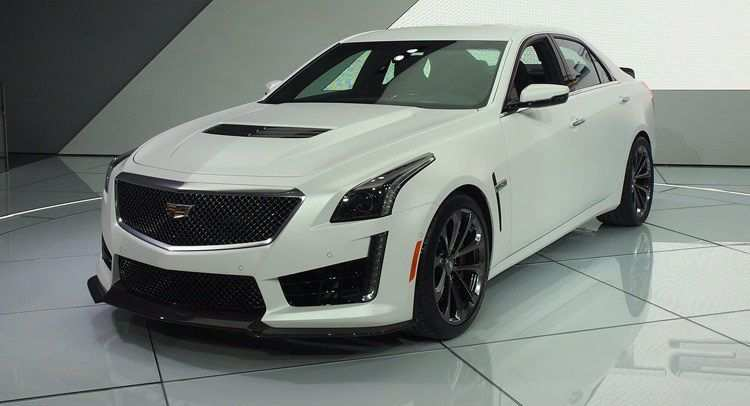12 All New 2019 Cadillac LTS Pictures