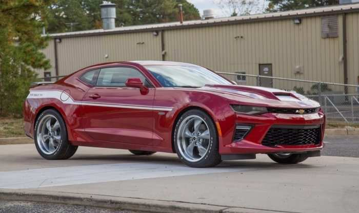 12 All New 2019 Chevy Camaro Competition Arrival Photos