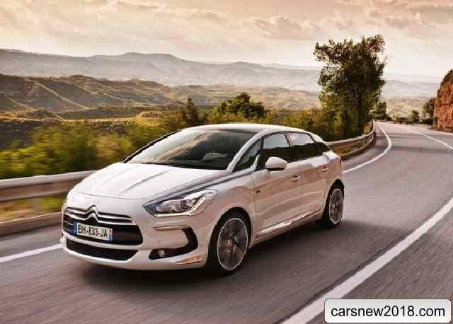 12 All New 2019 Citroen DS5 Price