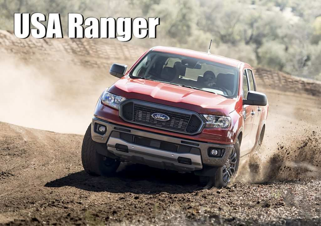 12 All New 2019 Ford Ranger Usa Concept
