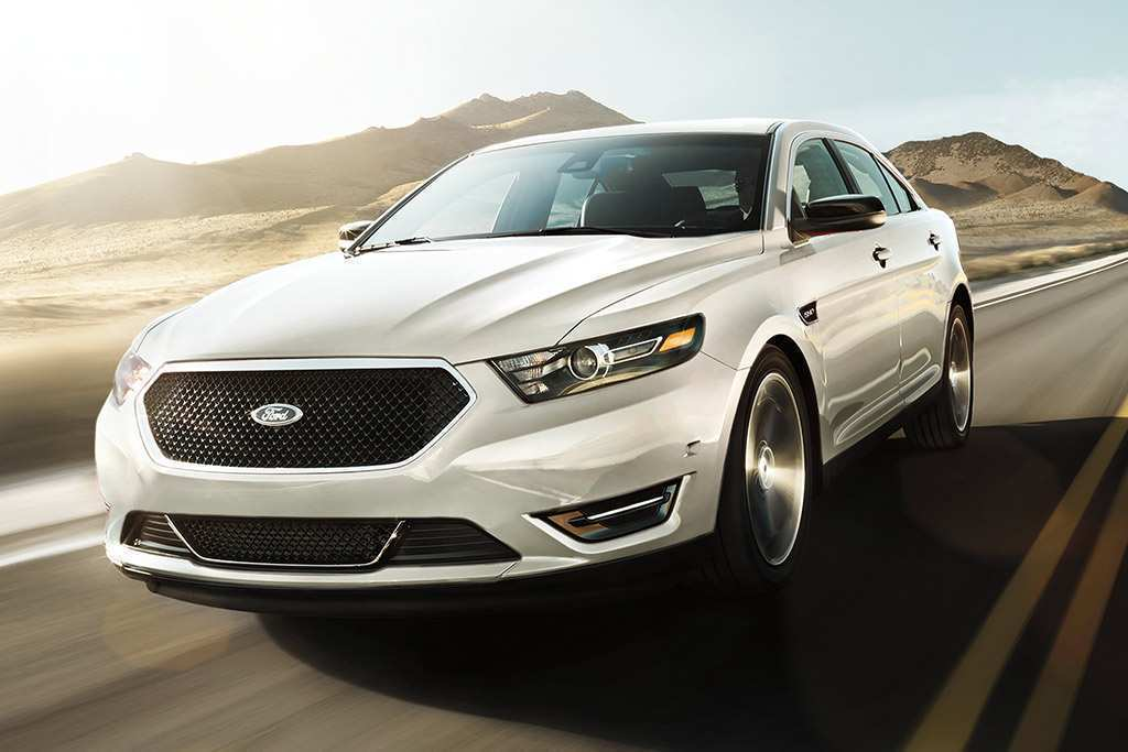 12 All New 2019 Ford Taurus Release Date