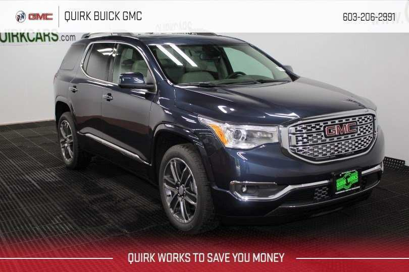 12 All New 2019 Gmc Acadia Denali Price Design And Review