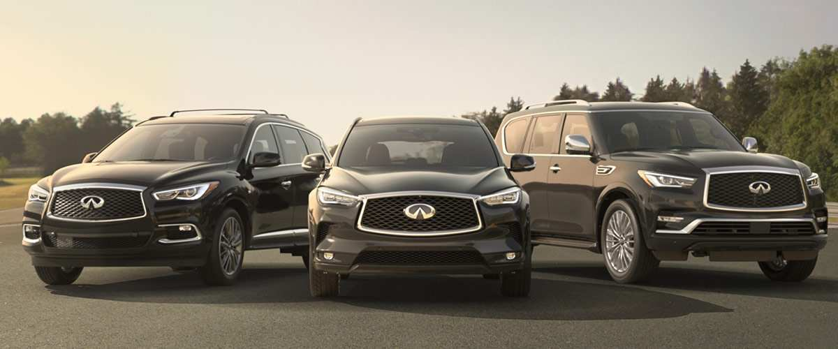 12 All New 2019 Infiniti Lineup Price Design And Review