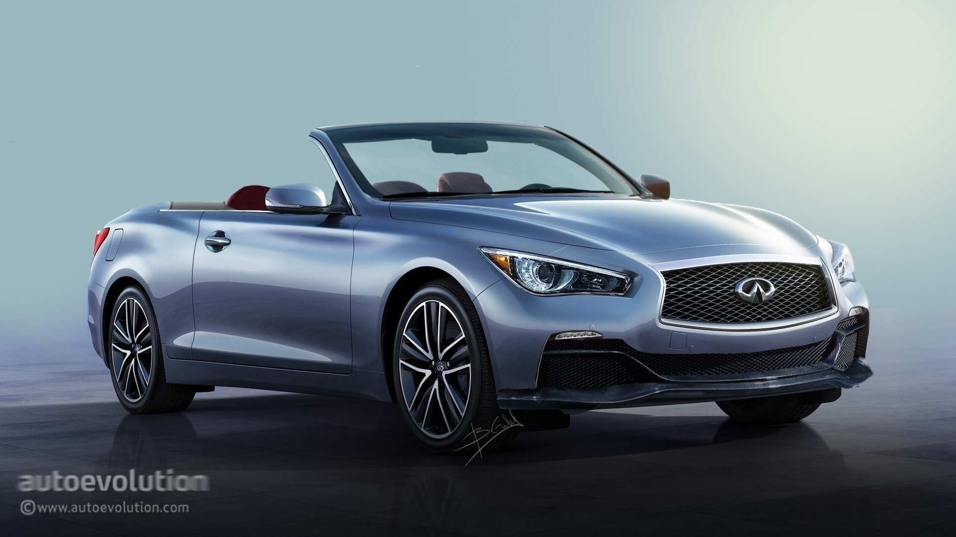 12 All New 2019 Infiniti Q60 Coupe Convertible Pictures