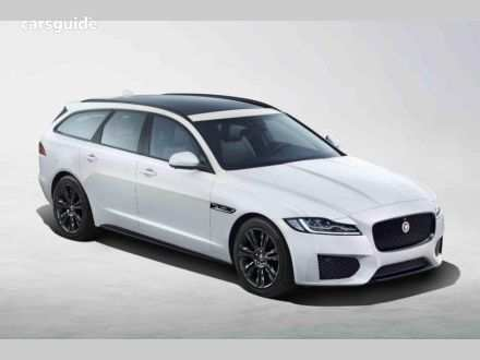 12 All New 2019 Jaguar Station Wagon Performance