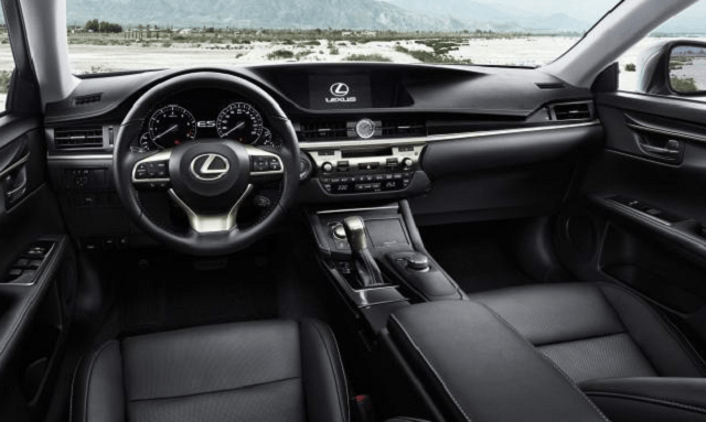 12 All New 2019 Lexus Es 350 Interior Performance And New Engine