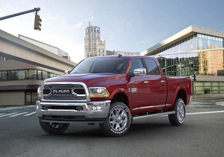 12 All New 2019 Ram 2500 Diesel Wallpaper