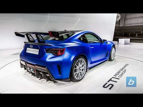12 All New 2019 Subaru Brz Sti Redesign And Concept