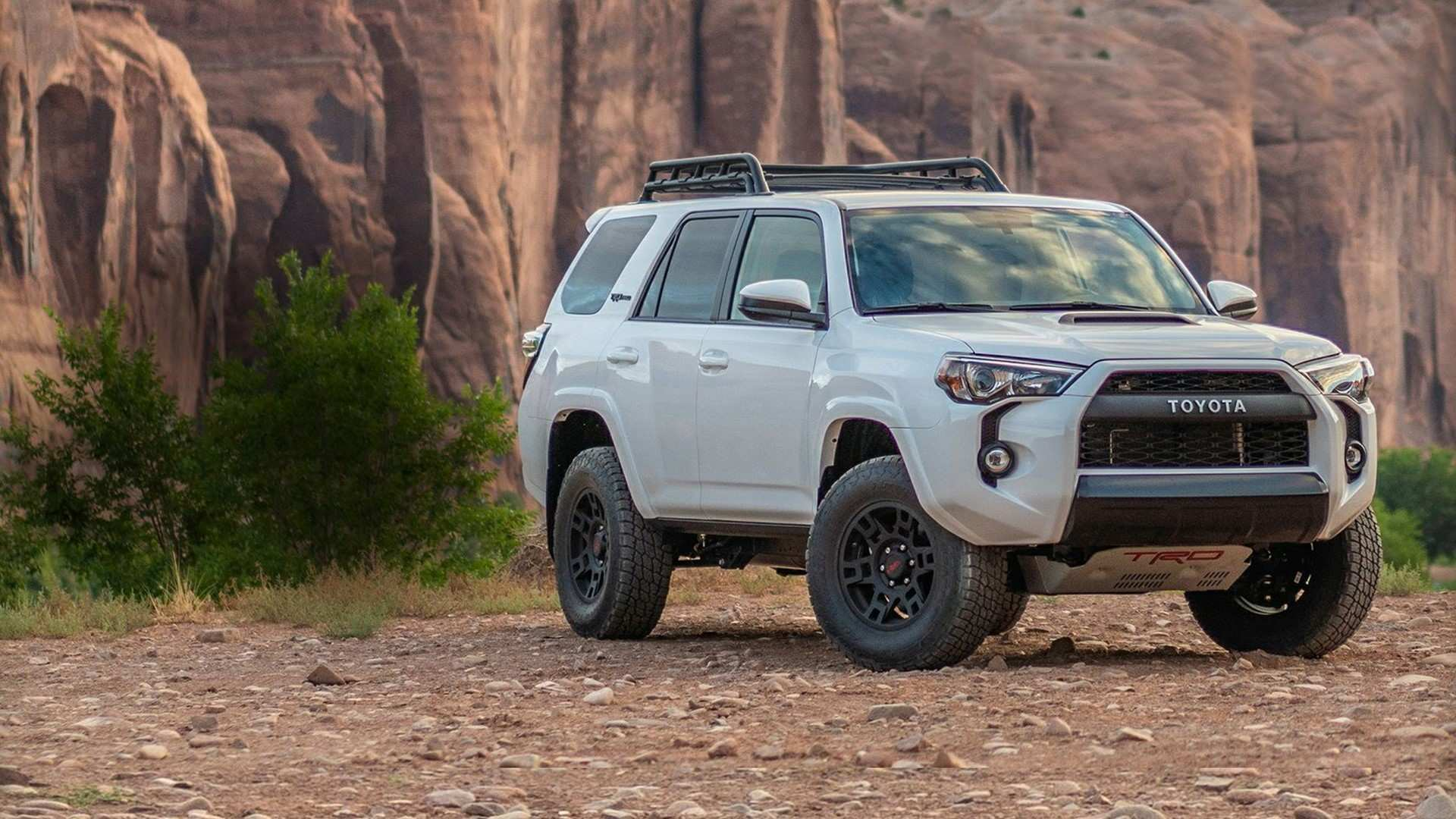 12 All New 2019 Toyota 4Runner Pictures