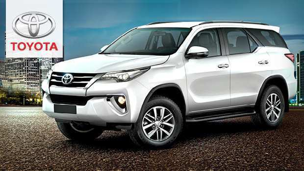 12 All New 2019 Toyota Fortuner Interior