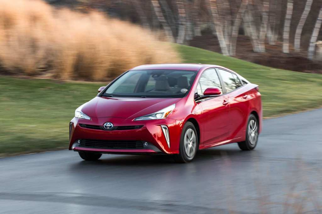 12 All New 2019 Toyota Prius Pictures Research New