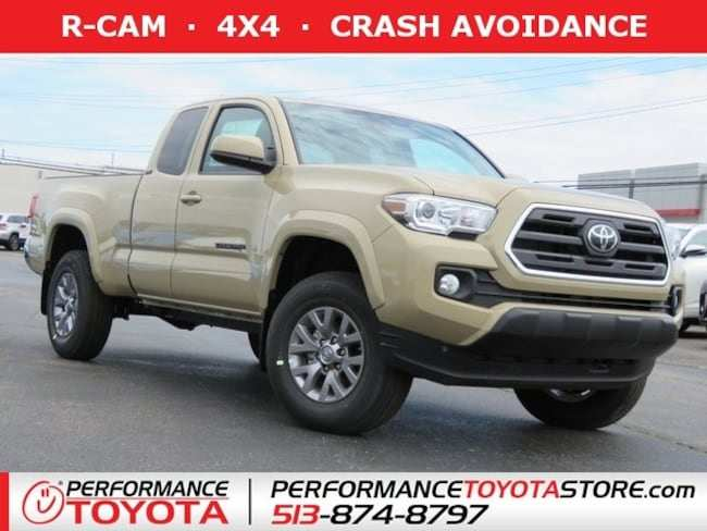 12 All New 2019 Toyota Tacoma Quicksand Specs
