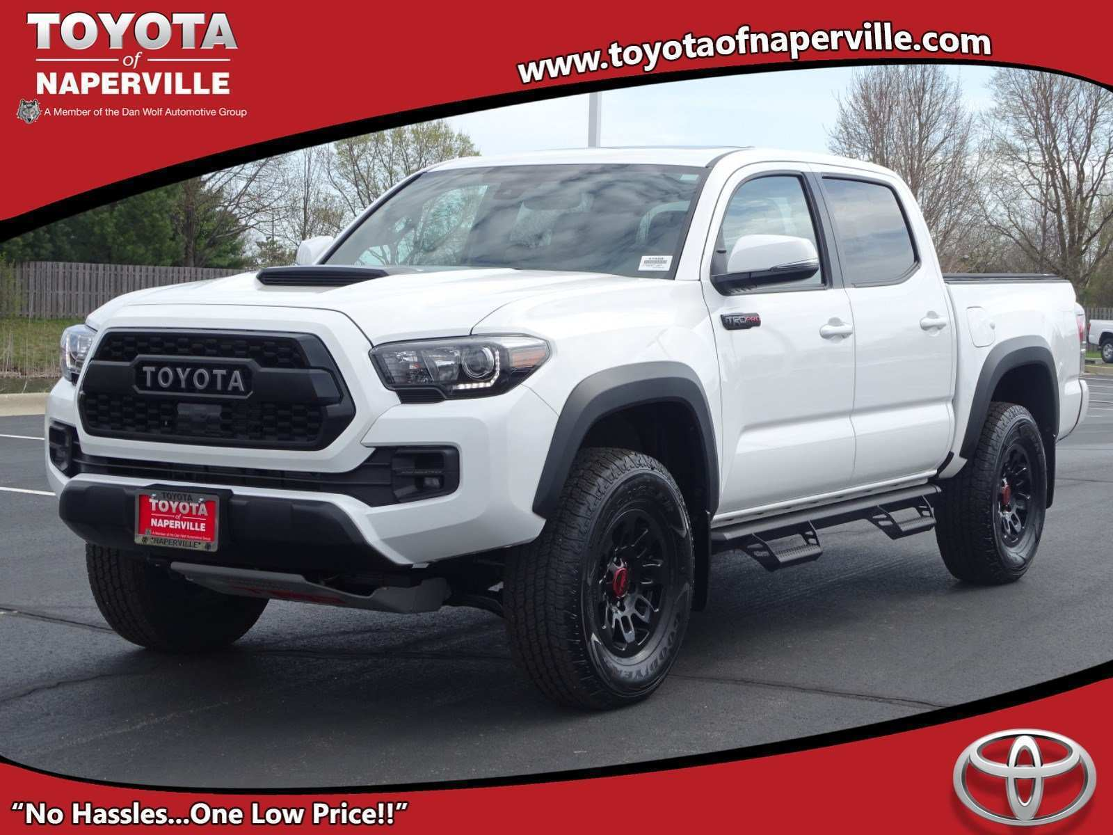 12 All New 2019 Toyota Tacoma Redesign And Concept