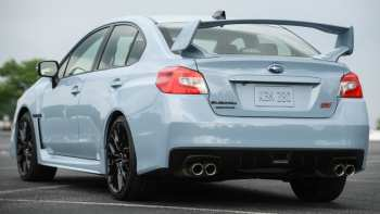 12 All New 2019 Wrx Sti Hyperblue History