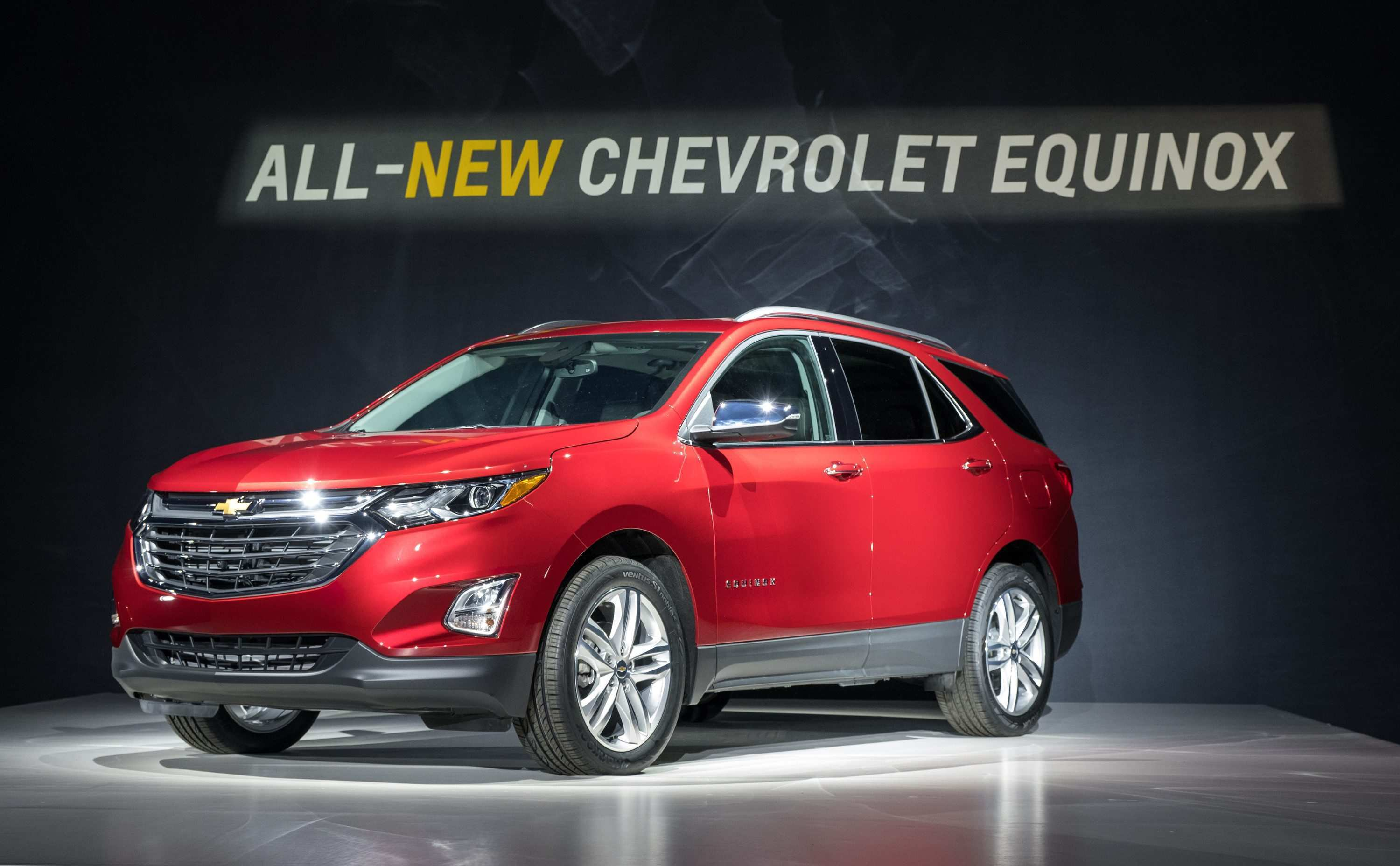 12 All New 2020 All Chevy Equinox Release Date And Concept