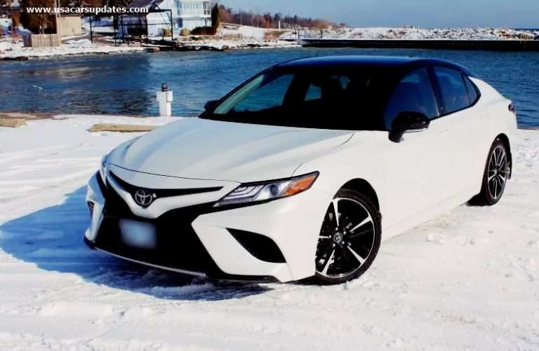 12 All New 2020 All Toyota Camry Ratings
