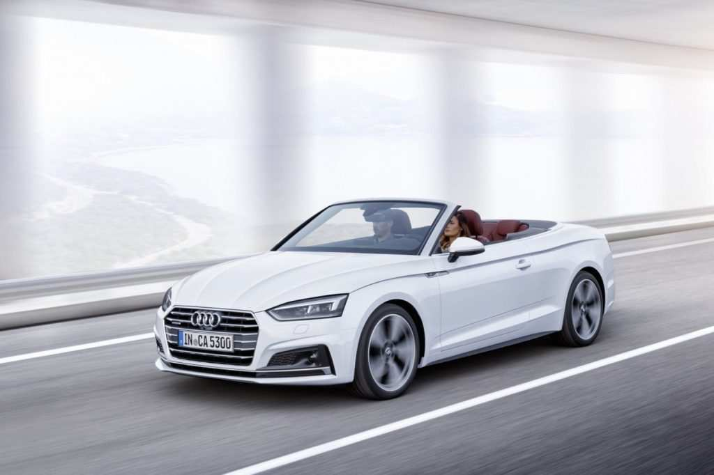12 All New 2020 Audi Rs5 Cabriolet Price Design And Review