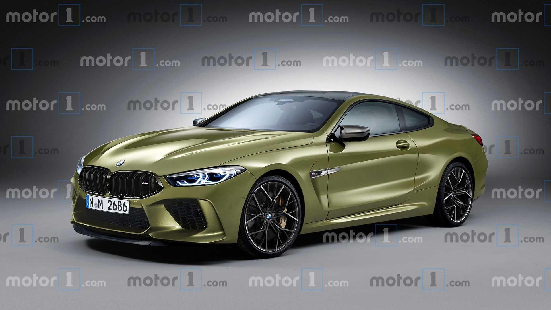 12 All New 2020 BMW M8 History