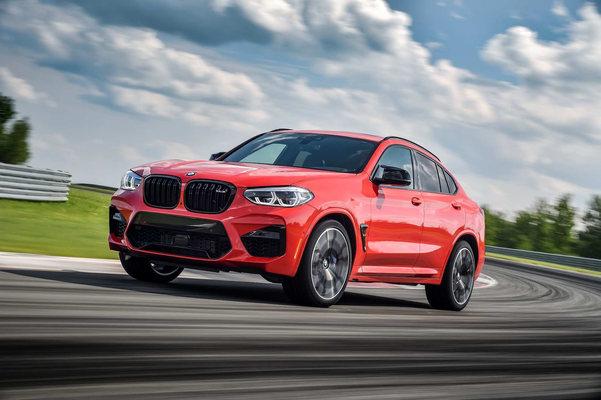 12 All New 2020 BMW X3 Performance