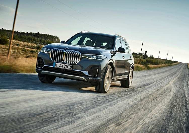 12 All New 2020 BMW X7 Suv Picture