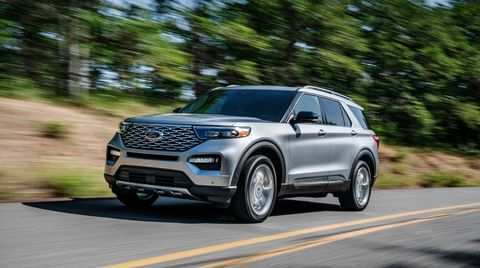 12 All New 2020 Ford Explorer New Model And Performance