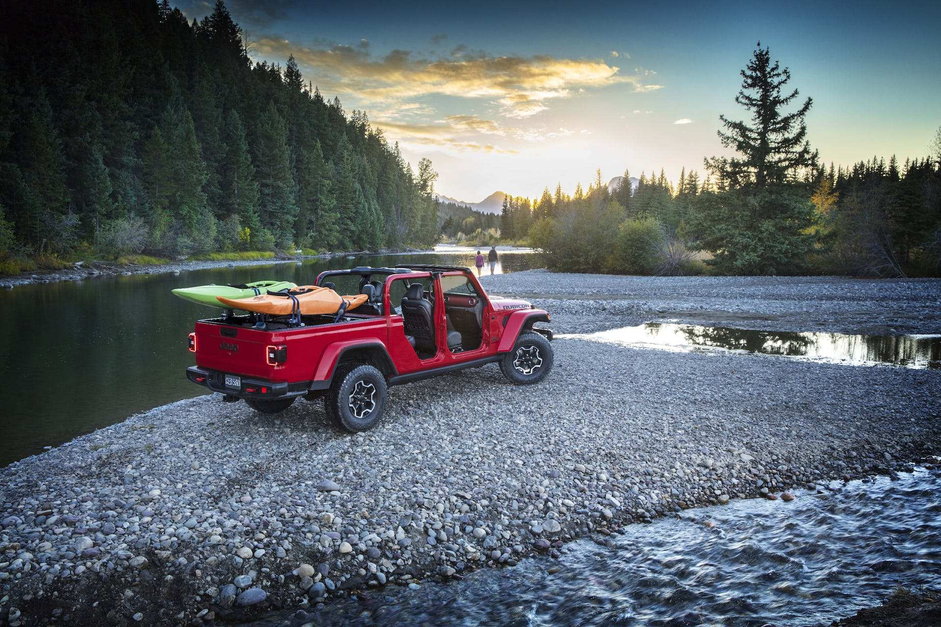 12 All New 2020 Jeep Gladiator Availability First Drive
