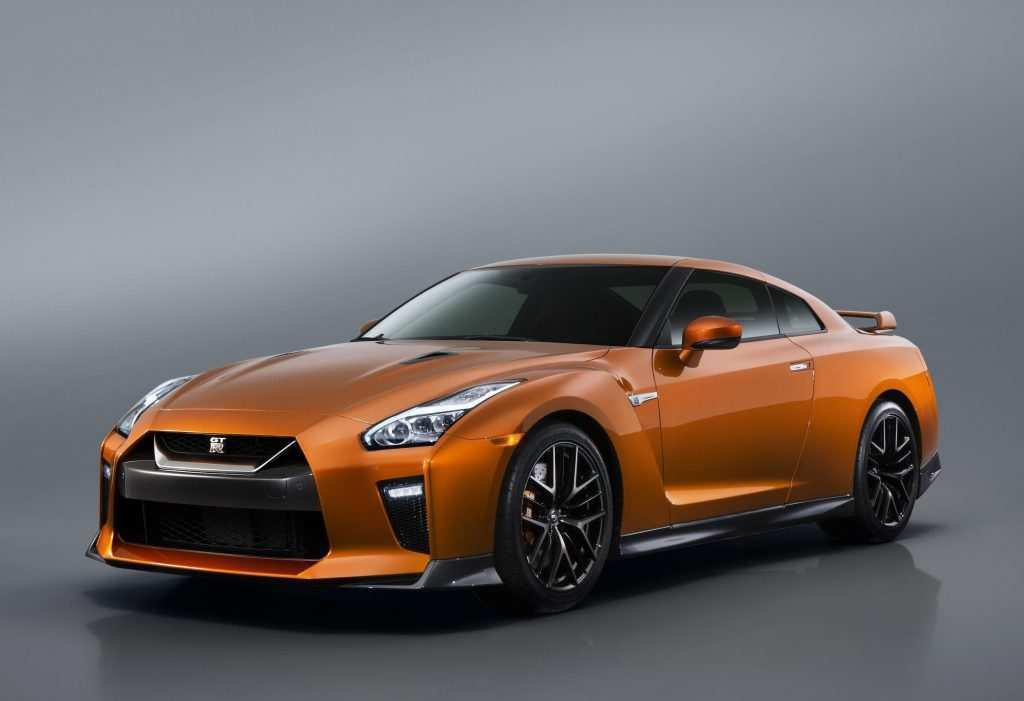 12 All New 2020 Nissan Gtr Nismo Hybrid Picture