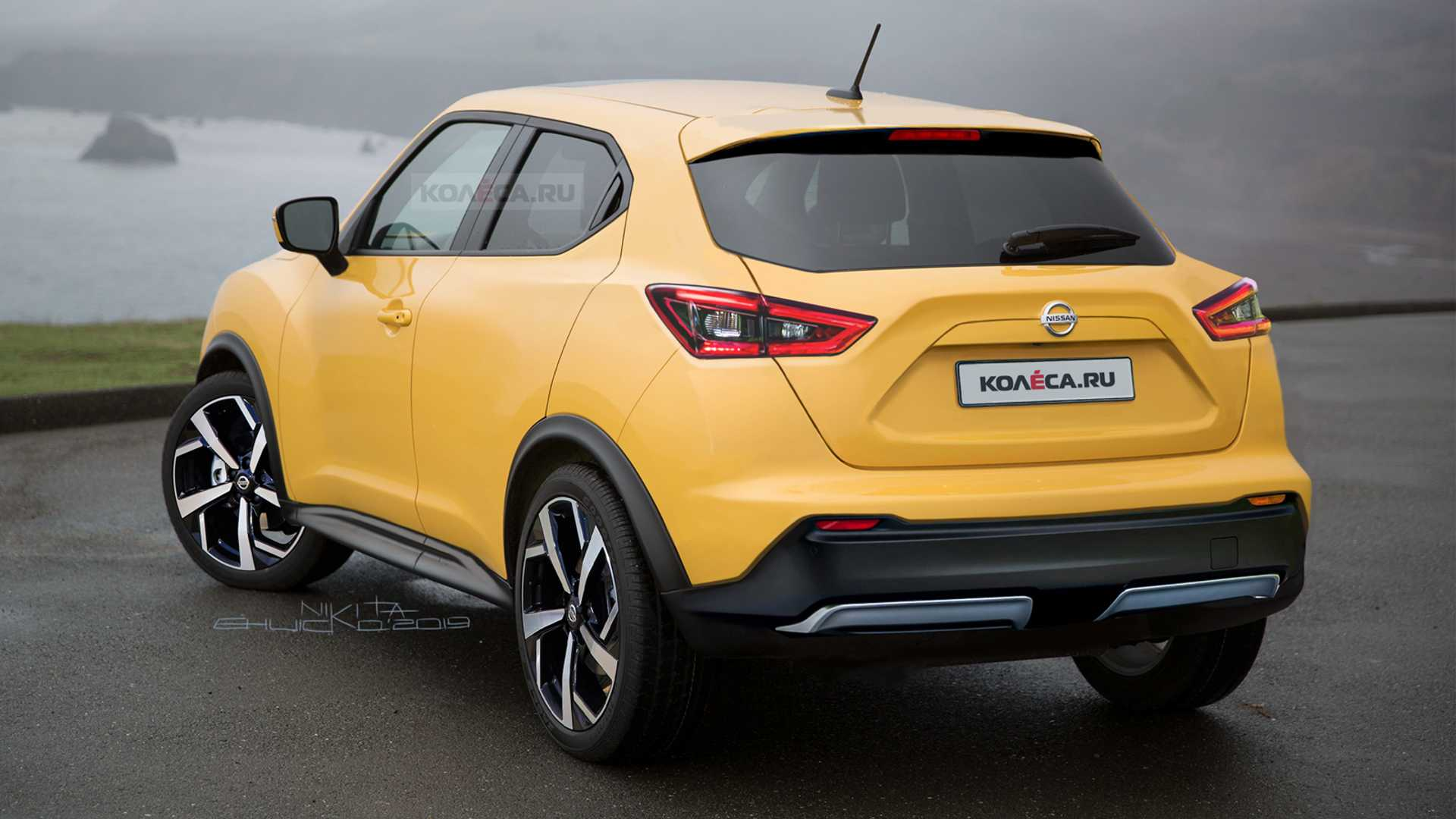 12 All New 2020 Nissan Juke Photos
