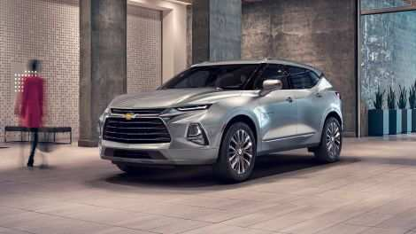 12 All New 2020 The Chevy Blazer Release