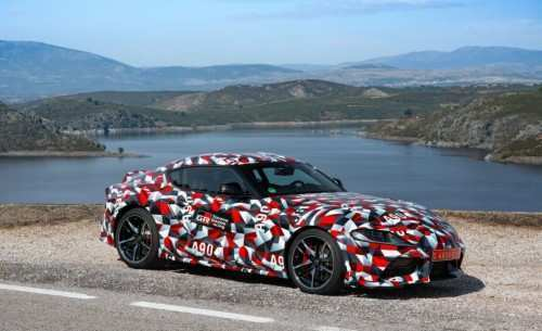 12 All New 2020 Toyota Celica Images