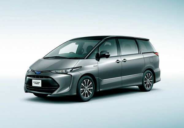 12 All New 2020 Toyota Estima Concept
