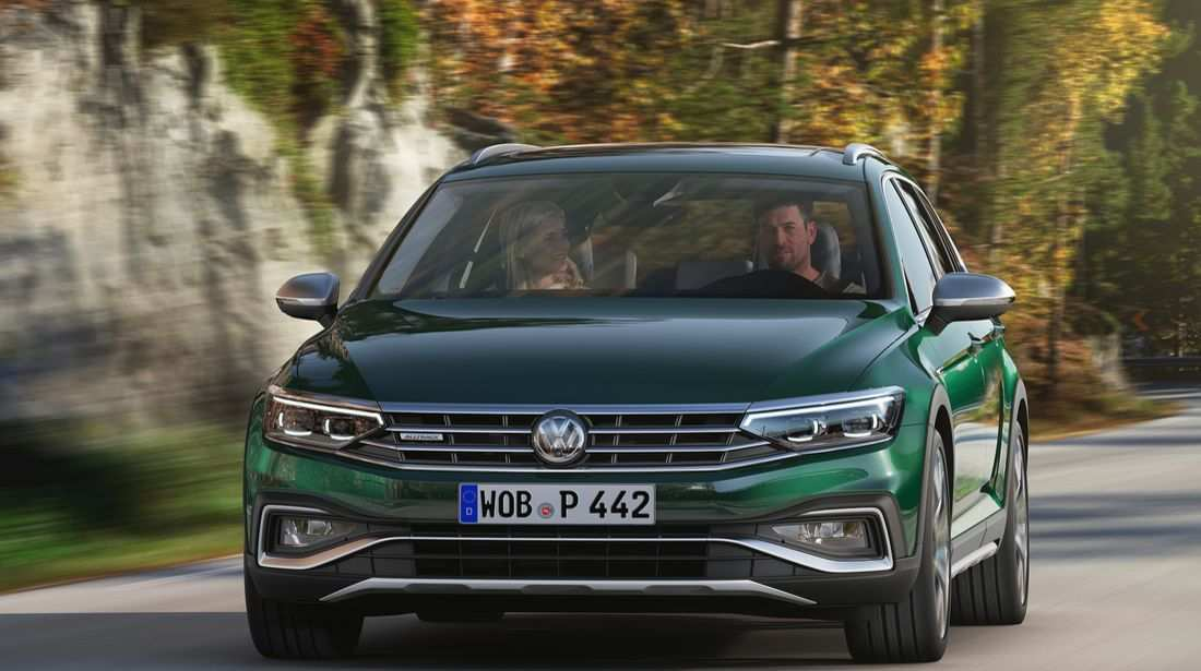 12 All New 2020 Vw Passat Alltrack Prices