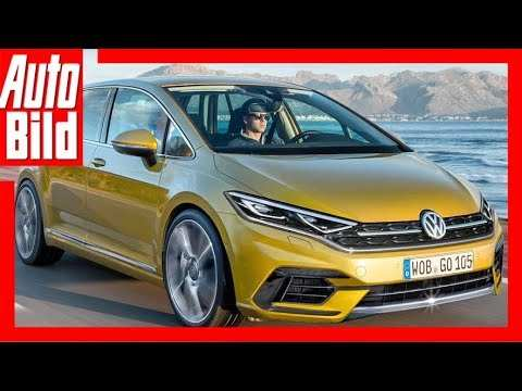 12 All New Future Volkswagen Sharan 2020 Model