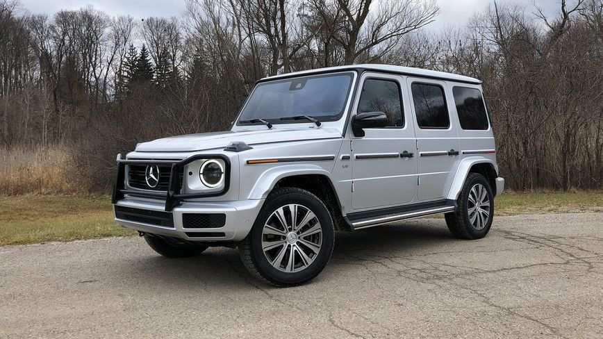 12 All New G550 Mercedes 2019 Exterior And Interior